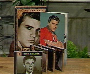 Rick Nelson - Legacy cd 1
