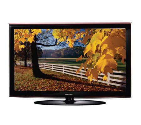 samsung ln32a650 32 class 1080p lcd hdtv black red page 1 qvc com rh qvc com Samsung Galaxy S Manual Samsung TV Repair Manual