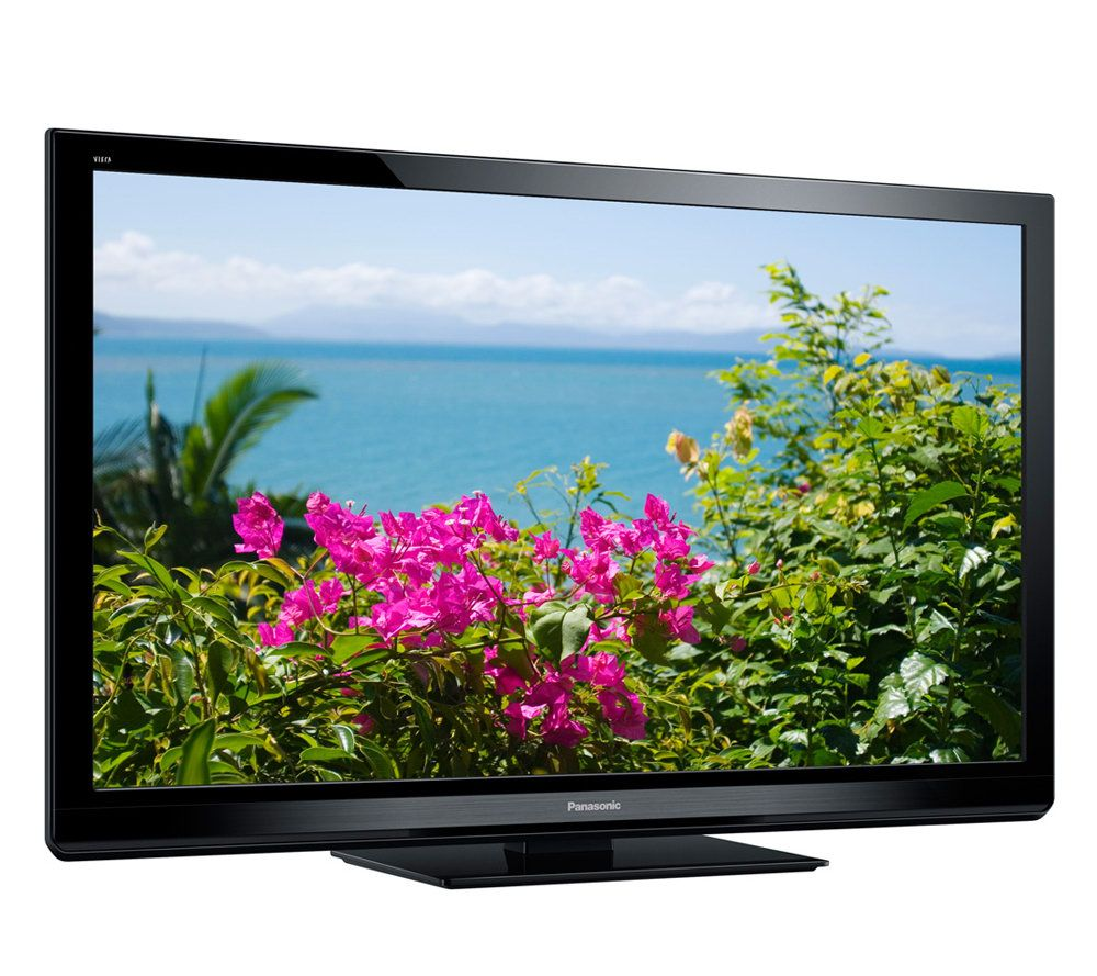 panasonic viera tc p50s30 50 class diagonal 1080p plasma hdtv rh qvc com Panasonic Viera TC-P50S30 ModelNumber Panasonic TC-P50S30 Input Button