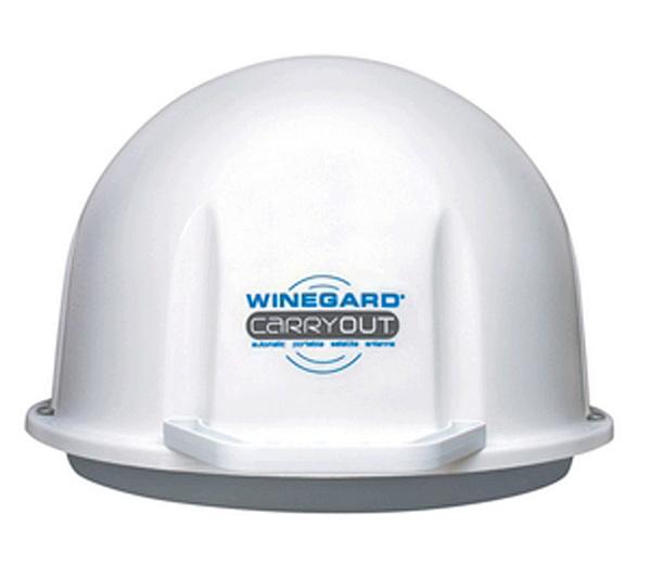 Winegard automatic portable satellite antenna system qvc publicscrutiny Images