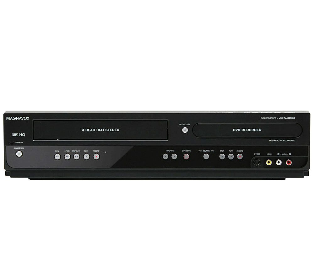 magnavox dvd recorder vcr combo with 1080p upconversion page 1 rh qvc com Magnavox ZV427MG9 Leaflet Magnavox ZV427MG9 Problems
