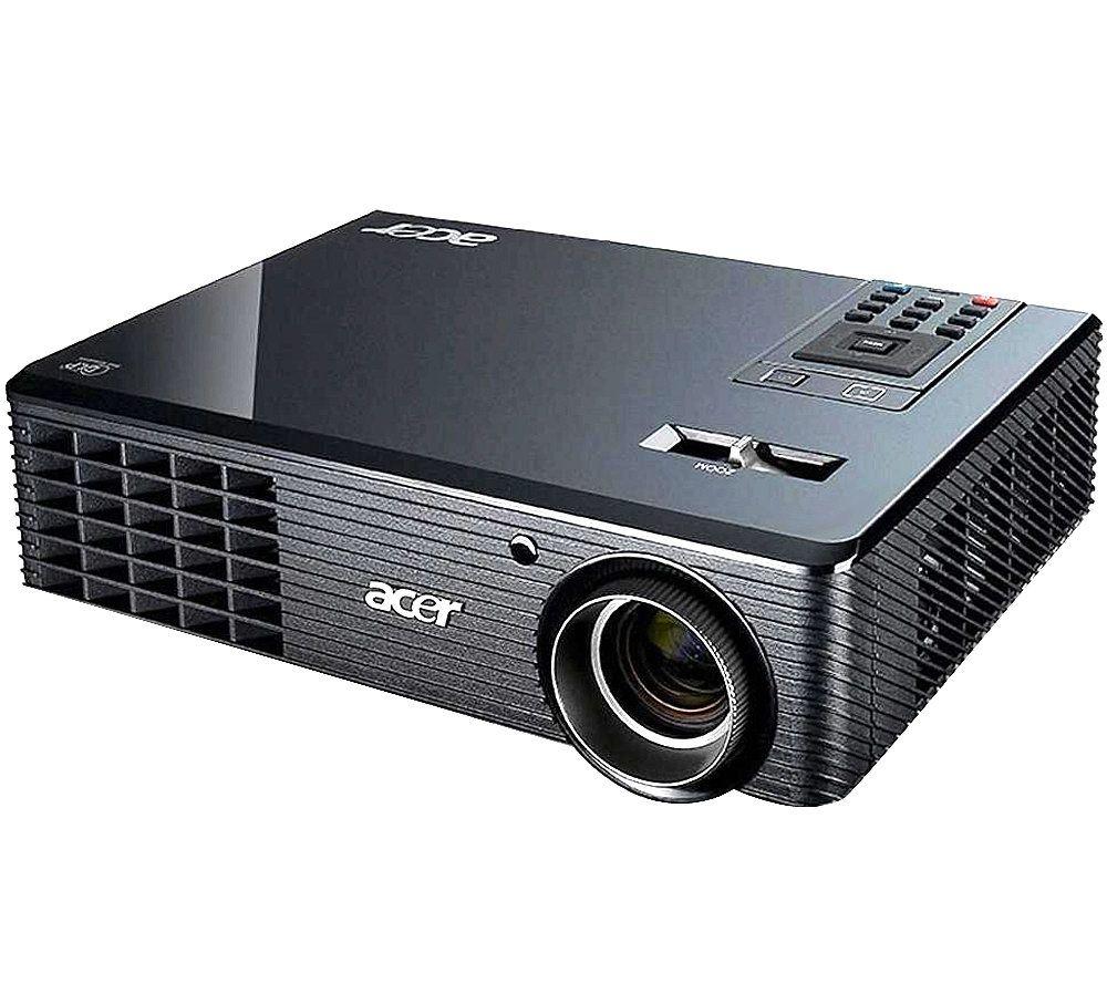 acer x1161p 3d ready dlp projector qvc com rh qvc com