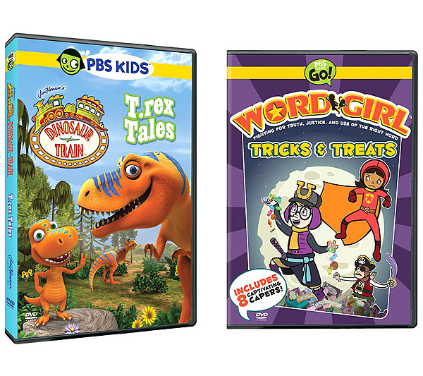 pbs kids halloween collection dvd collection qvccom