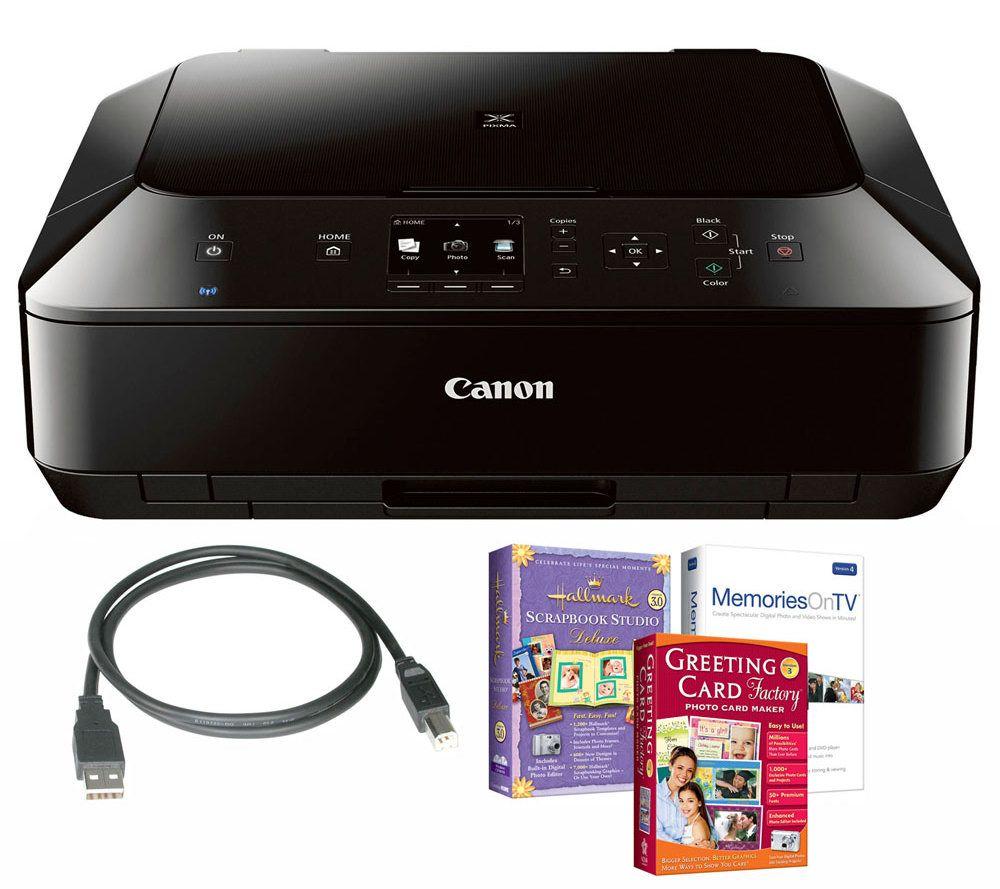 canon pixma mg5420 wireless photo all in one inkjet printer page 1 rh qvc com canon printer manual mg5320 canon printer mg5420 driver download