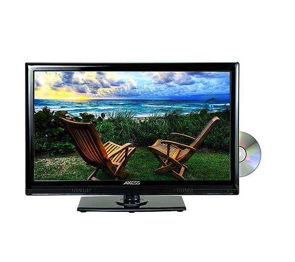 Axess 19 Class Led Tv With Built In Dvd Player Page 1 Qvccom