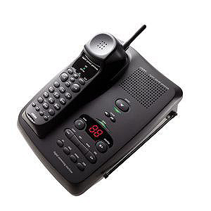 Uniden EXS9500 900MHz Phone Answering System W Speakerphone QVC