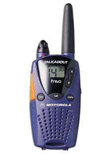 motorola talkabout fr60 frs radio with 14 ch 38 sub ch qvc com rh qvc com Motorola 2-Way Radio Manual Motorola 2-Way Radio Manual