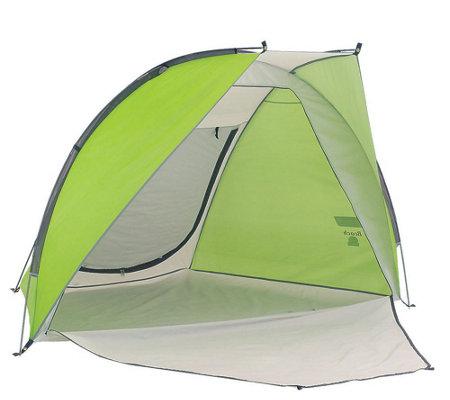 Coleman Roadtrip Beach Shade Pop Up Tent With Privacy Door