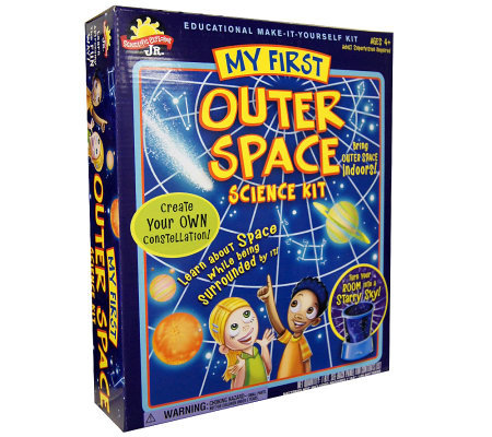 Scientific Explorer Jr. My First Outer Space Science Kit