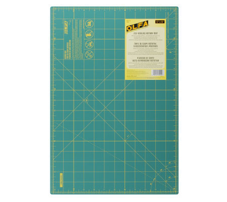 "Olfa Gridded Cutting Mat - 12"" x 18"""