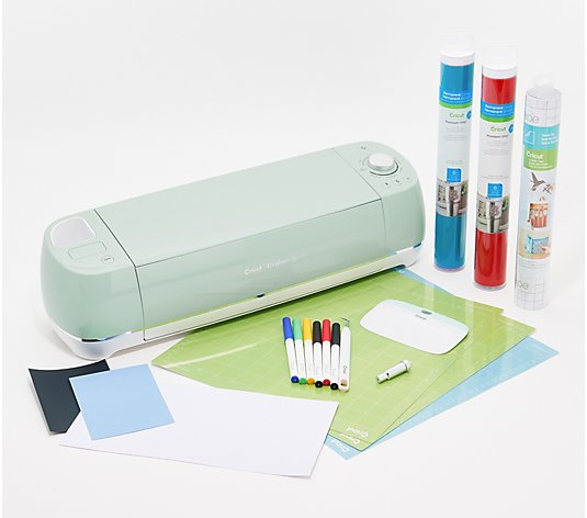Cricut Explore Air 2 Cutting Machine with Starter Kit