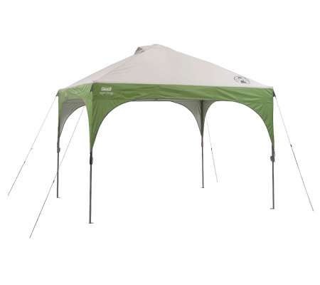 COLEMAN 10x10 Instant Canopy Shelter with UV Guard