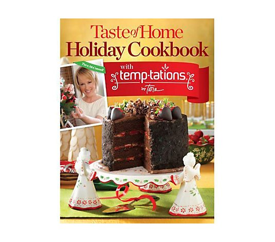 Taste of Home: Temp-tations Holiday Cookbook