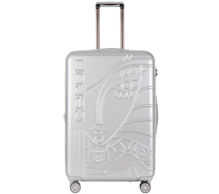"Triforce Luggage Embossed 30"" Spinner"