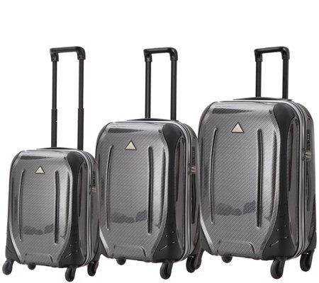 Triforce Luggage 3-Piece Luggage Set - Empire