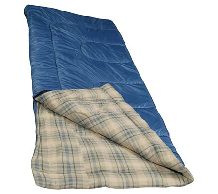 Coleman Laurel Ridge 40 Deg Sleeping Bag Special Make Up