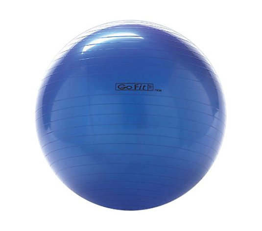 GoFit GF-75BALL 75cm Exercise Ball with Pump