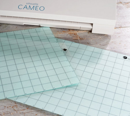 Silhouette Set of 2 Cutting Mats for Cameo Machines