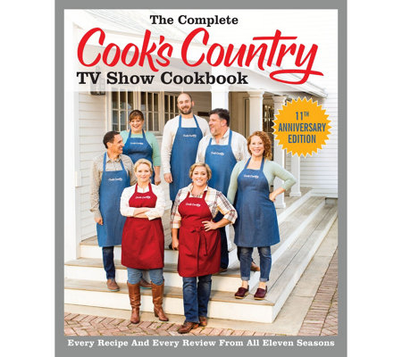 """The Complete Cook's Country Cookbook"" by ATK"