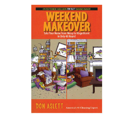 Don Aslett's Weekend Makeover