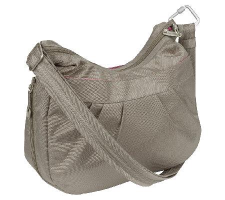 Travelon Anti Theft Adjule Crescent Bag