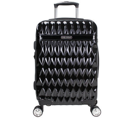 Kathy Ireland Kelly 22 Hardside Spinner Suitcase
