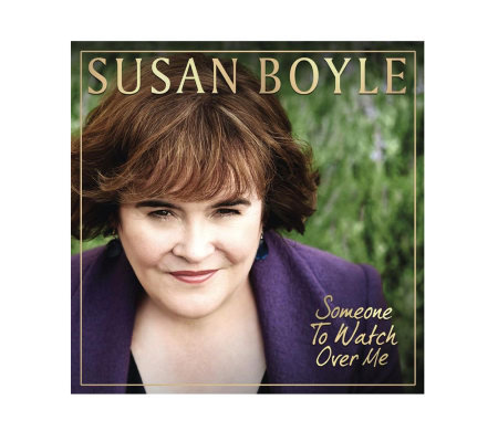 "Susan Boyle ""Someone to Watch Over Me"" 10 Track CD & Bonus CD"