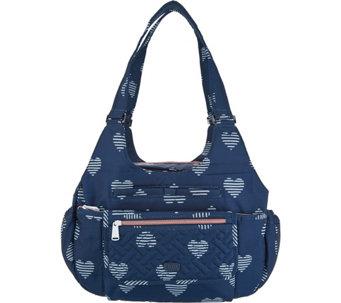 Lug Carry All Shoulder Bag - Romper - F13116 7bcf6c8ad3