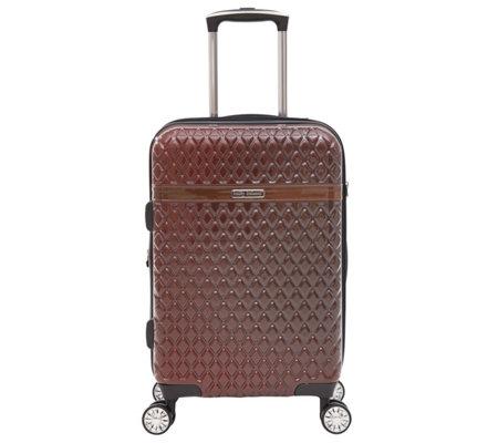 Kathy Ireland Yasmine 22 Hardside Spinner Suitcase