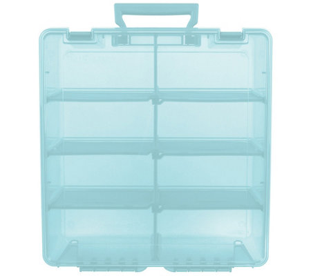 Artbin Double Deep Super Satchel Aqua Mist