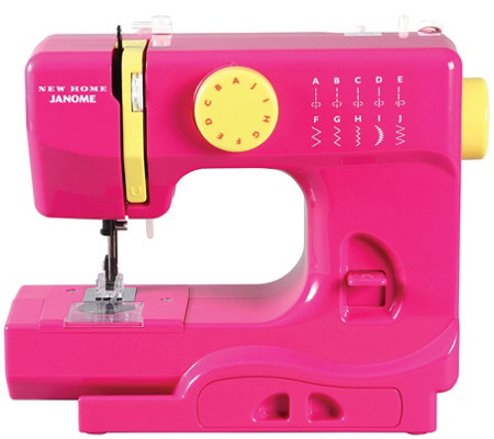 Janome Derby Line Portable Sewing Machine