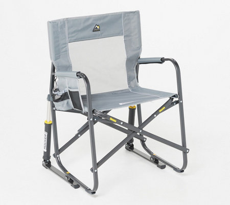 GCI Outdoor Freestyle PRO Rocker Chair with Built-In Carry Handle