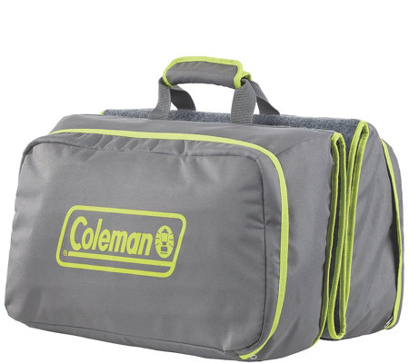 Coleman Portable Camp Outdoor Storage Carry AllBag/Mat