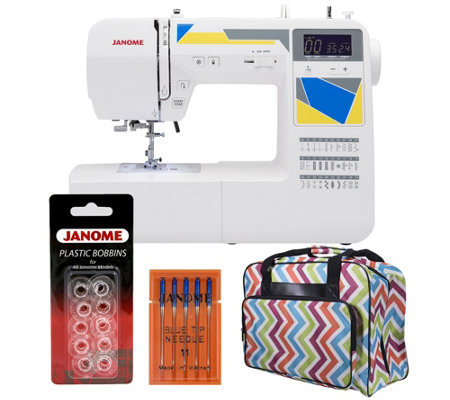 Janome MOD-30 Computerized Sewing Machine withAccessories