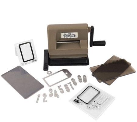 Sizzix Sidekick Papercrafting Starter Kit