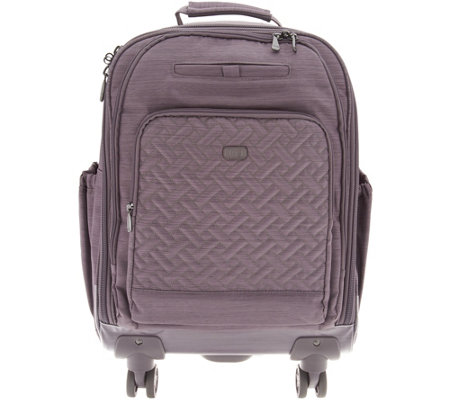 Lug Quilted Wheelie Luggage Bag - Propeller 2