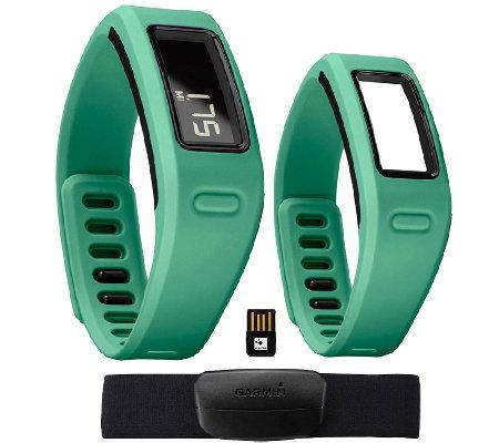 Garmin Vivofit Fitness Bracelet And Heart Ratemonitor
