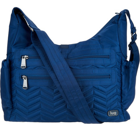 Lug Medium RFID Crossbody - Camper