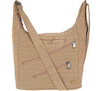 Lug Quilted RFID Convertible Bucket Bag - Jamboree - F13120