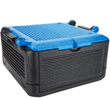 Flip-Box Large Collapsible Hot/Cold Insulation Box