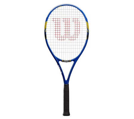 Wilson Us Open Tennis Racket W 4 25 Inch Grip