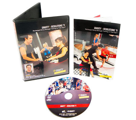 Total Gym Resolutions '11 DVD