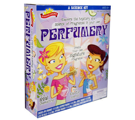 Perfumery Science Kit