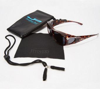 5ae770ced049 Jonathan Paul Sunni Classic Fitover Sunglasses with Case - F13523