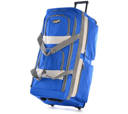 Olympia Usa 29 8 Pocket Rolling Upright Duffelbag