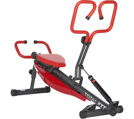 SPD Pro Total Fit 5-in-1 Body Sculptor and Rower