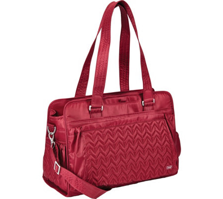 Lug Carry All Diaper Bag Caboose Qvc