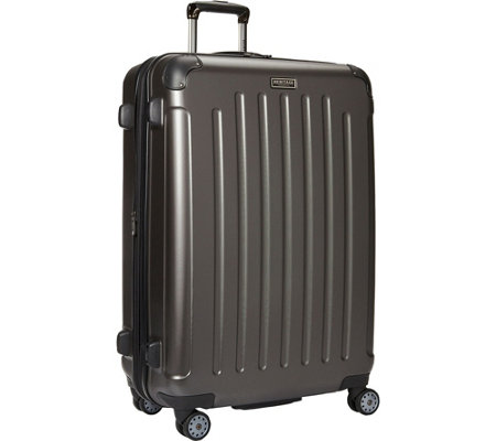 Heritage Logan Square 29 Hardside Spinner Checked Suitcase