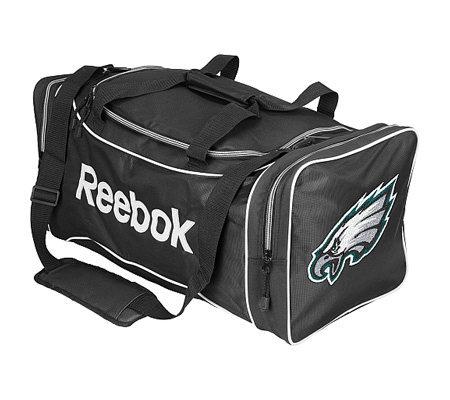 c6ffb7f2ffc NFL Philadelphia Eagles Medium Duffle Bag — QVC.com