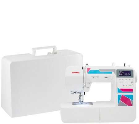 Janome MOD-200 Computerized Sewing Machine withAccessories